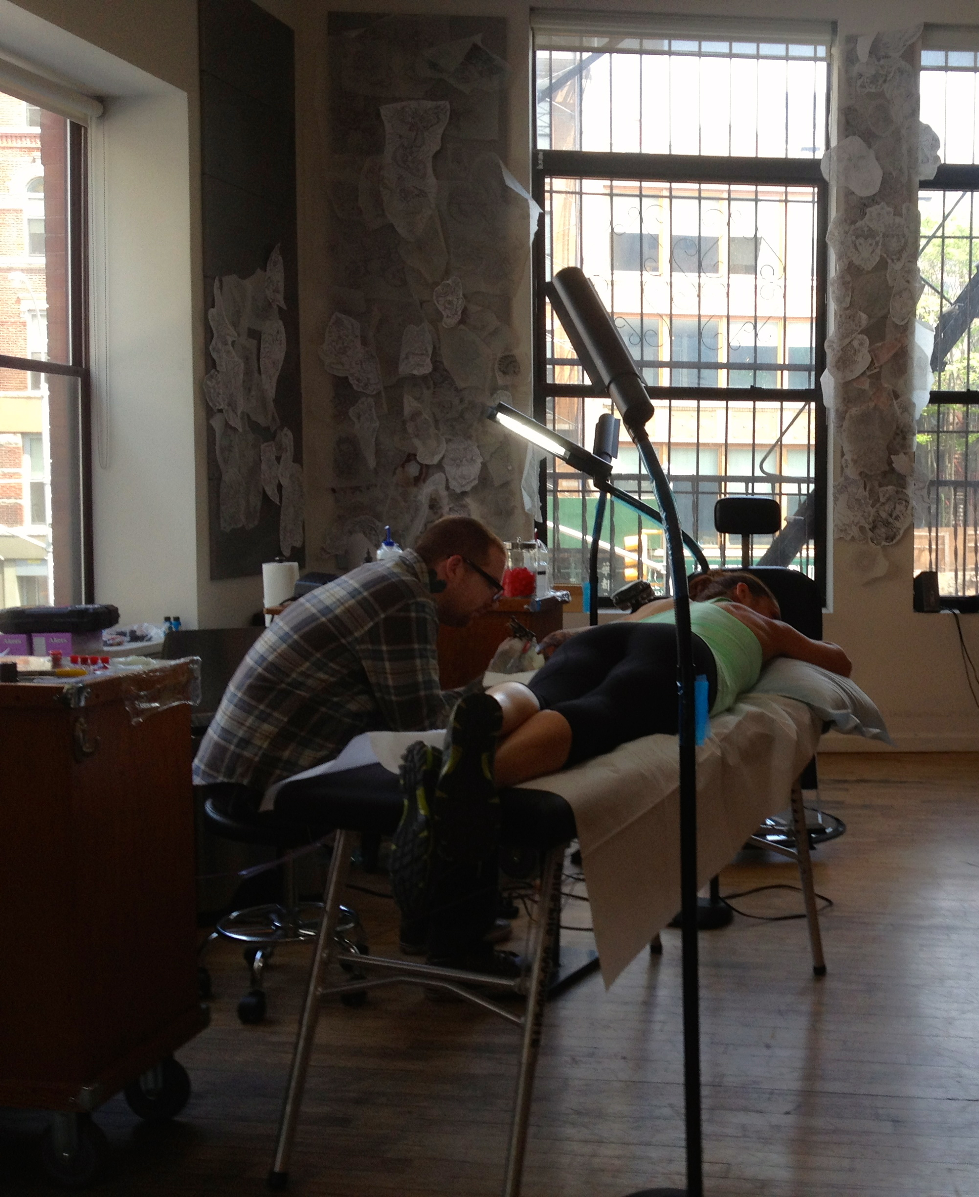 The Top 10 Tattoo Studios in NYC & Guide to Getting a Tattoo | The ...