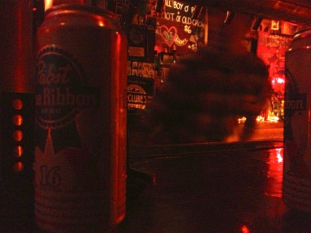Red Lights and PBR