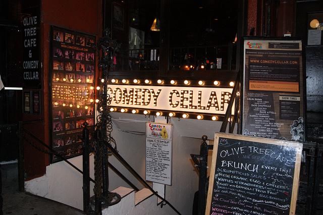 Comedy Cellar front